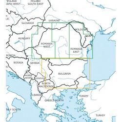 Romania + Bulgaria VFR...