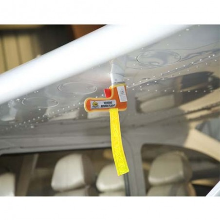 Angled Pitot Tube Cover