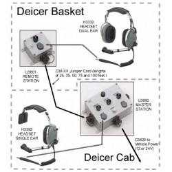 David Clark C38-XX Cablu de...