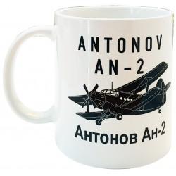 Ceramic Mug Antonov An-2