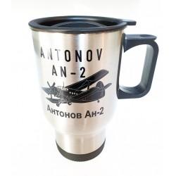 Thermo mug aircraft Antonov...