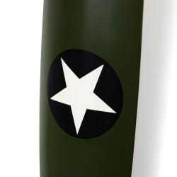 WWI Vintage Star, Large 186 cm