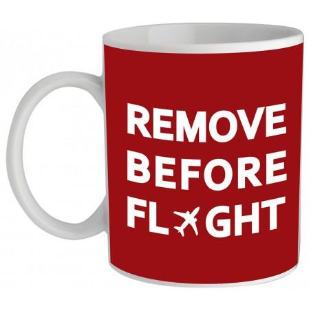 Cana Remove Before Flight