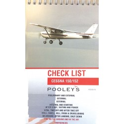 Cessna 150 & 152 Checklist