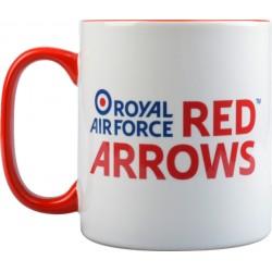 RAF Red Arrows Logo Mug