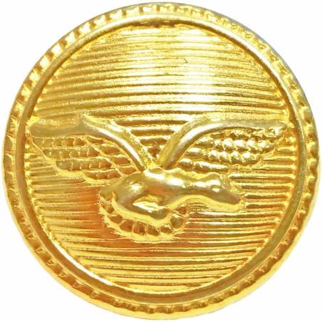 Gold Pilot Jacket Button / pc