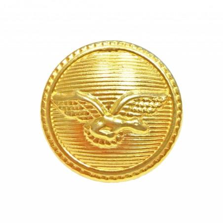 Gold Pilot Jacket Button...