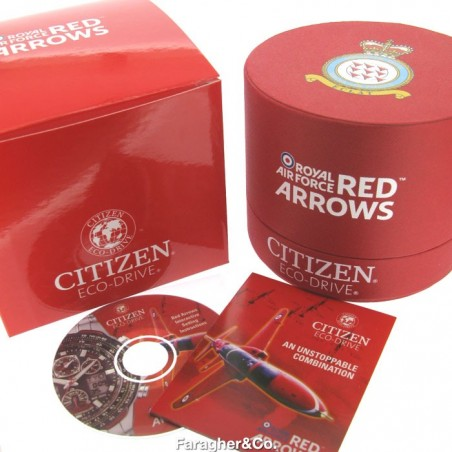 JY0110-55E Citizen Red...