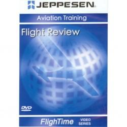 Jeppesen Flight Review (DVD)