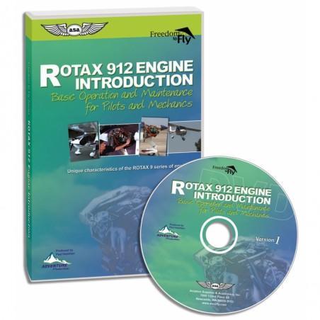 ASA ROTAX 912 Engine...