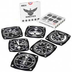 Dimatex Bock Glass Coaster Set