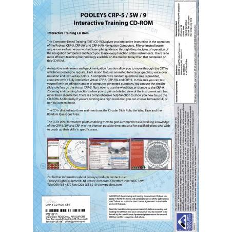 Pooleys CRP-5 / CRP-9...