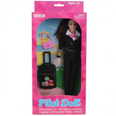 Pilot doll female
