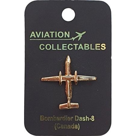 Bombardier Dash-8 3D