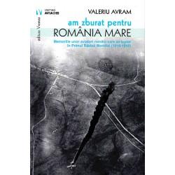 Am zburat pentru Romania...