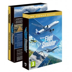 Microsoft Flight Simulator...