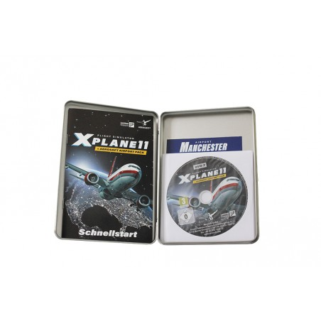 X-Plane 11 + Aerosoft...