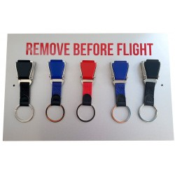 Remove Before Flight Keys...