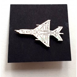 Badge pin MiG-21 Fishbed