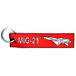 Keychain / keyring MiG-21...