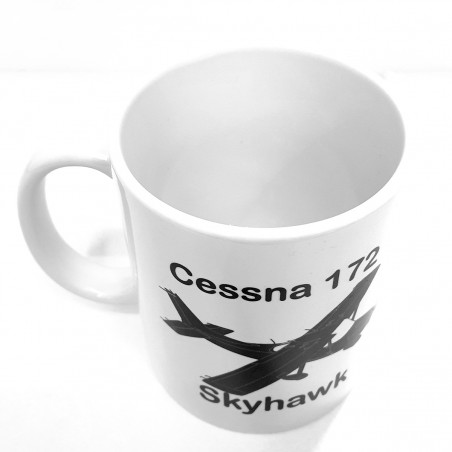 Ceramic Mug Cessna 172