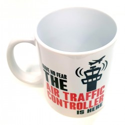 "Mug ATC ""Have no fear the..."