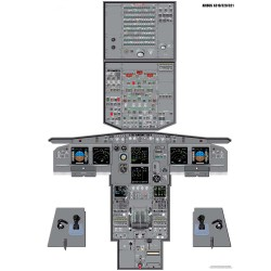 A319/320/321 Cockpit...