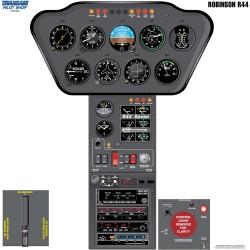 Robinson R44 Cockpit...