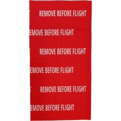 Bandana Remove Before Flight