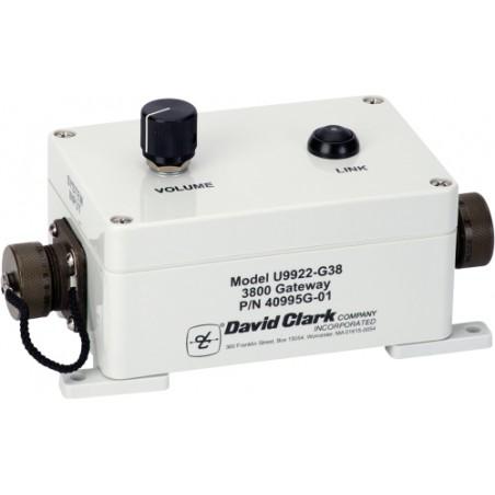 David Clark U9922-G38(EU)...