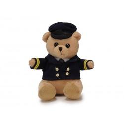 Pilot Bear 14cm