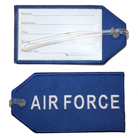 Eticheta bagaj AIR FORCE
