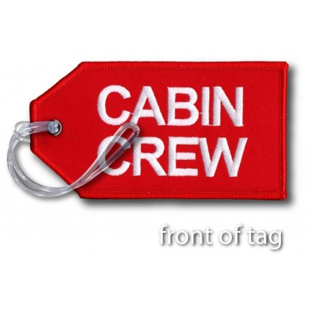 Husa maner bagaj Cabin Crew