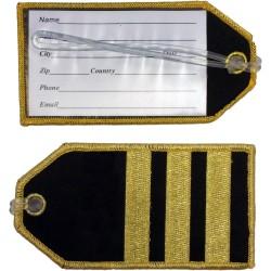 First Officer (3 Stripes)...