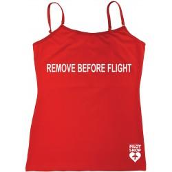 Top Dama Remove Before Flight