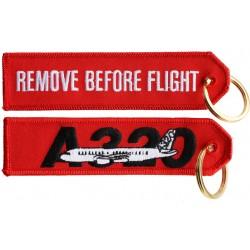 A320 RBF Keyring