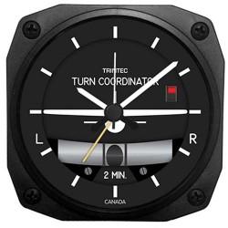 Desk Alarm Clock - Turn & Bank