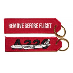 A330 RBF Keyring