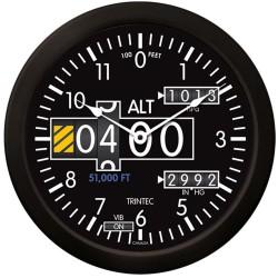 Wall Clock - Altimeter - 14...