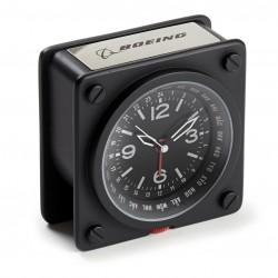 Pilot World Time Alarm Clock