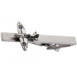 RAF Spitfire Tie Clip