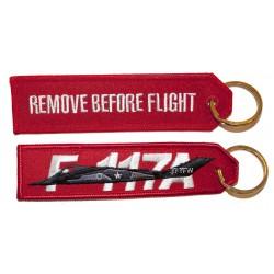 F117A Stealth RBF Keyring