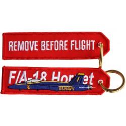 FA18 Hornet RBF Keyring