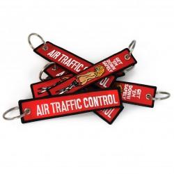 Breloc brodat Air Traffic...