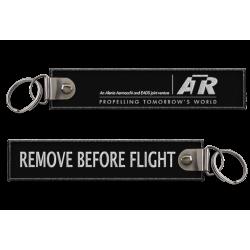 Breloc brodat ATR Logo RBF
