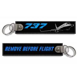 B737 - Remove Before Flight...