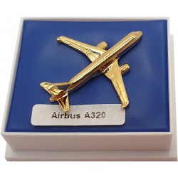Airbus A320 3D (Gold)