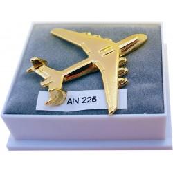 AN 225 3D (Gold)