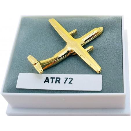 ATR 72 3D (Gold)