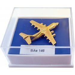 Bae 146 3D (Gold)